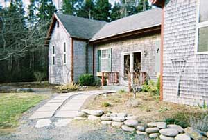 Rental cottage near Bar Harbor